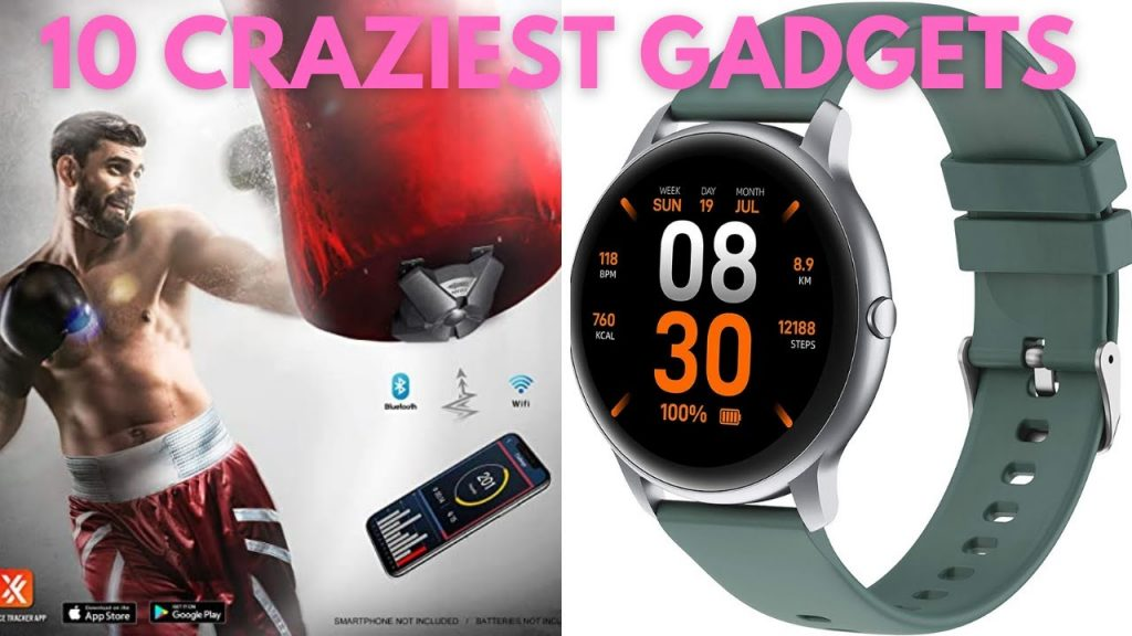 10 Cool New Gadgets On Amazon Modern Technology Gadgets That You Can Buy On Amazon coolgadgets latest gadgets