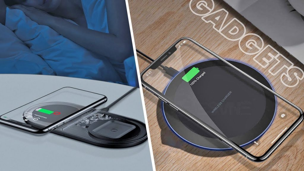 11 NEXT LEVEL GADGETS YOU CAN BUY ON AMAZON WIRELESS CHARGER MUST SEE Science & Technology