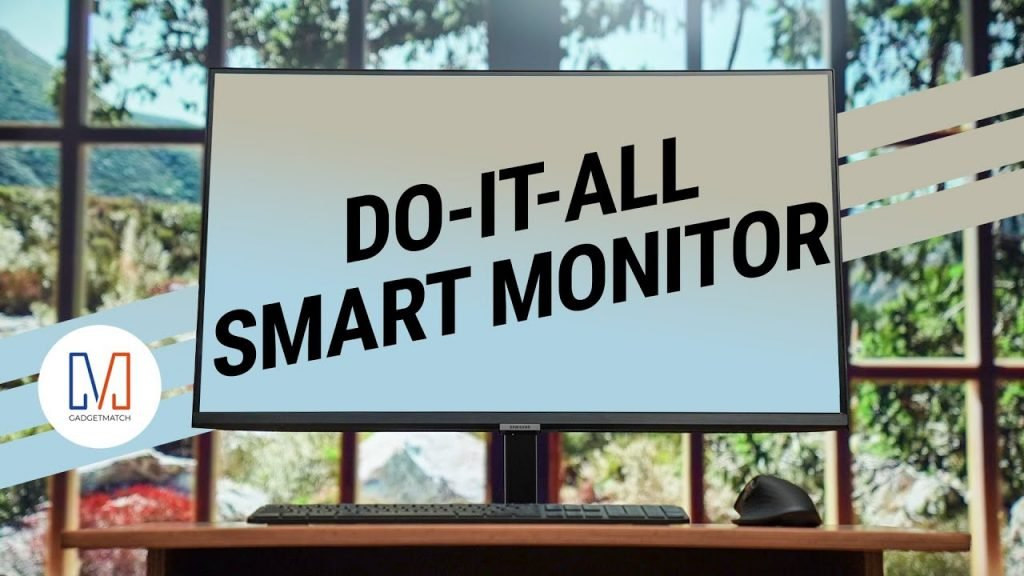 Samsung M7 Smart Monitor: Computer monitor and TV in one Science & Technology