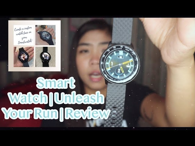 Smart Watch Unleash Your Run Review Film & Animation