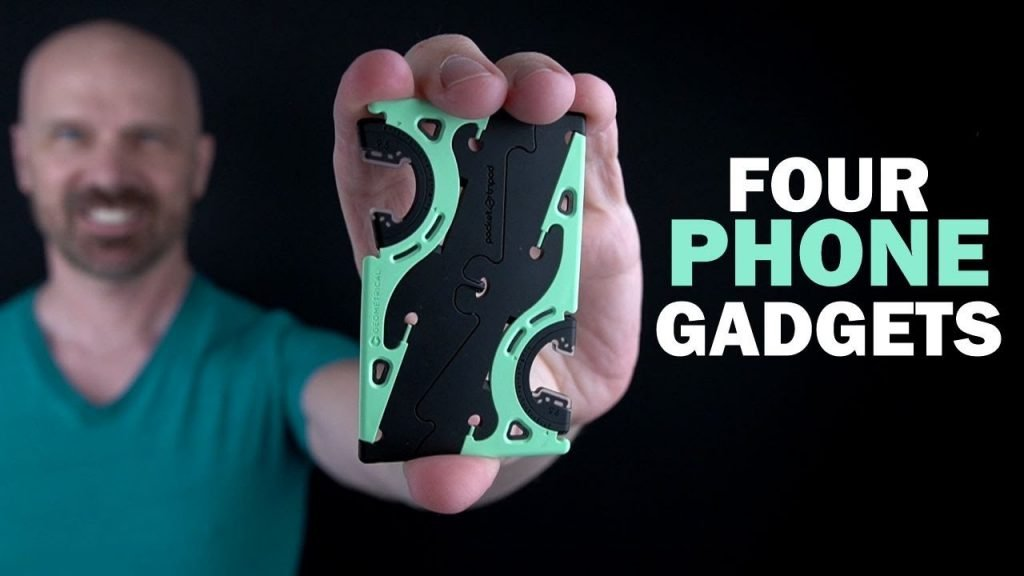Testing Four Phone Gadgets Howto & Style