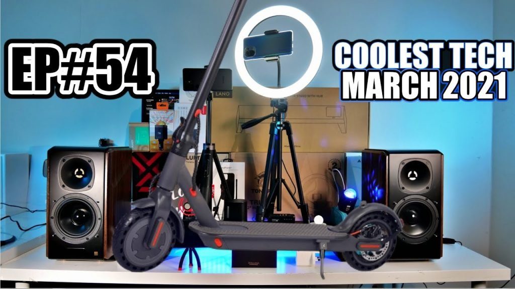 Coolest Tech of the Month March 2021 - EP54 - Latest Gadgets You Must See Science & Technology