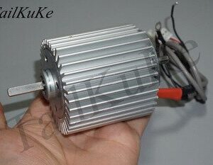 B4260 High Torque Brushless Motor Heat Sink 12-24V Low Speed Silent 775 Brushless Motor
