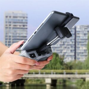 For DJI Mavic Air 2 Drone Remote Control Tablet Holder For ipad Mini Only Adjustable Flat Stand Quick Release Tablet Holder