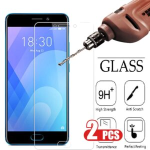 Tempered Glass For Meizu 16th 16 th 16X 15 Plus U10 Pro7 Pro6 Mix6 Meilan M6 M3 M2 note E3 A5 M5C Protector Film
