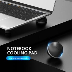 Foldable Laptop Cooling Pads Universal Computer Pad Fans Mini Notebook Cooler Cooling Pad for Notebook Laptop