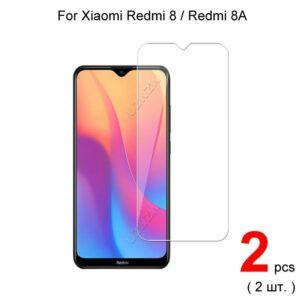 For Xiaomi Redmi 8A / Redmi 8 Premium 2.5D HD Tempered Glass Screen Protector For Xiaomi Redmi 8 8A Protective Glass