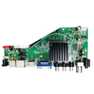 MSD358V5.0 Android 8.0 1G+4G 4 Cores Intelligent Wireless Network TV Driver Board Universal LCD Motherboard WI-FI 3.3/5/12V