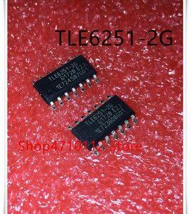 NEW 10PCS/LOT TLE6251-2G TLE6251 SOP-14 IC
